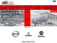 ABS-Auto A/S - Nissan/Susuki i Hjørring