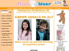 Miniwear & Dansk Person Analyse v/Thomas N Aagaard Hansen